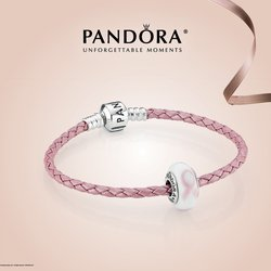 Pandora Leather Bracelet Event - October 23-26