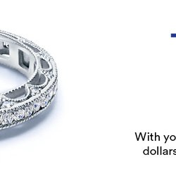 Free Tacori Gift Card with Purchase