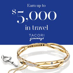 How to Redeem your TACORI Travel Dollars